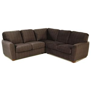 Palliser Capitol 3 Piece Sectional
