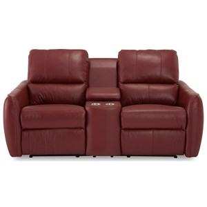 Console Loveseat w/ Power Recline