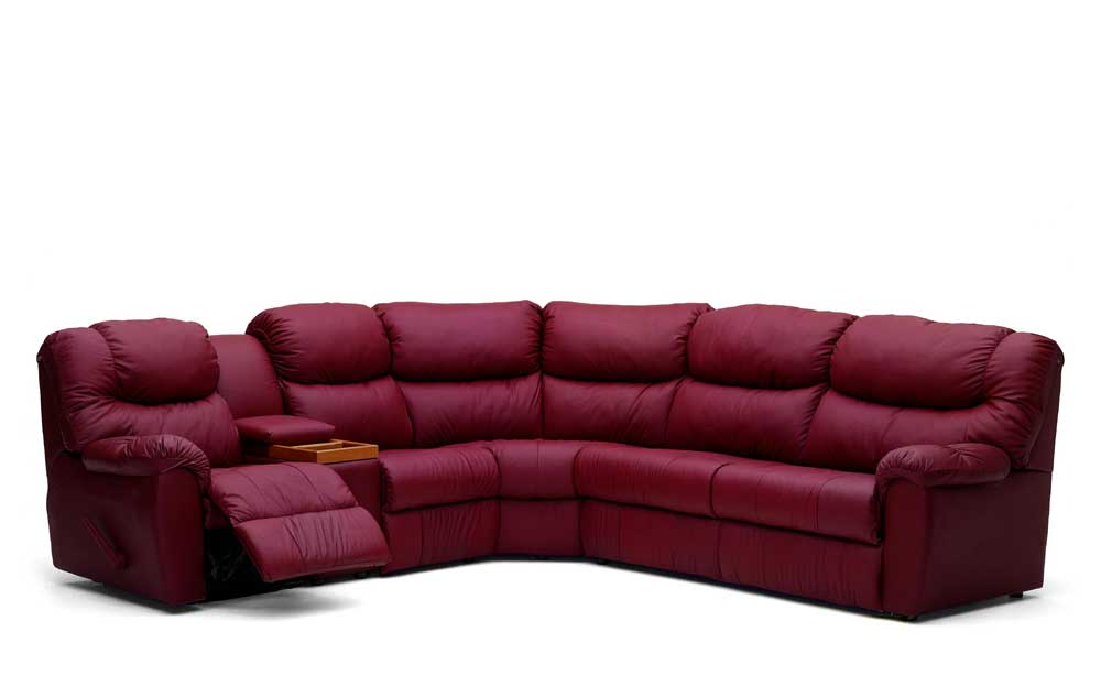 Palliser Regent Sectional Sofa Bed   SuperStore ...
