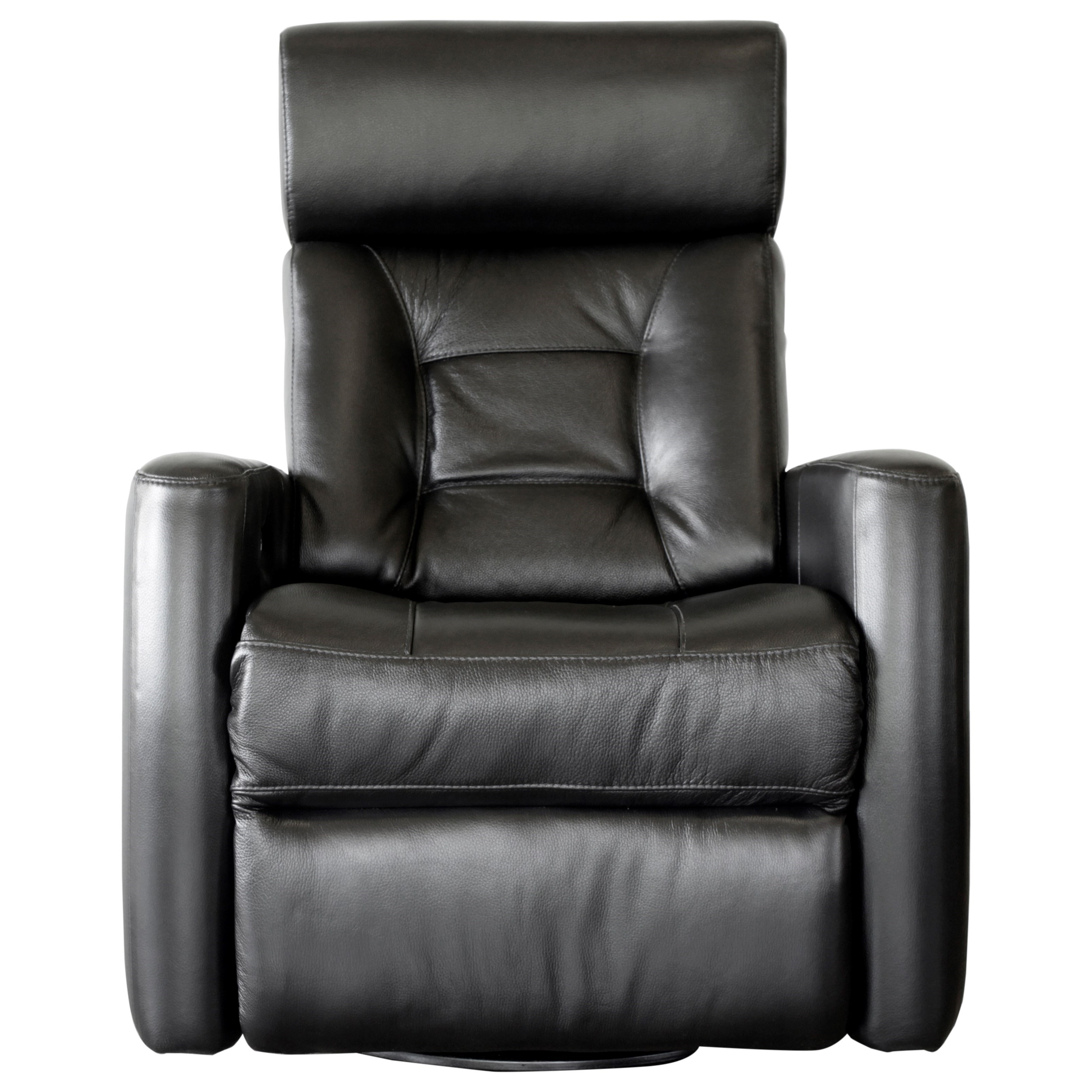 Baltic II Power Swivel Gliding Recliner by Palliser at HomeWorld Furniture