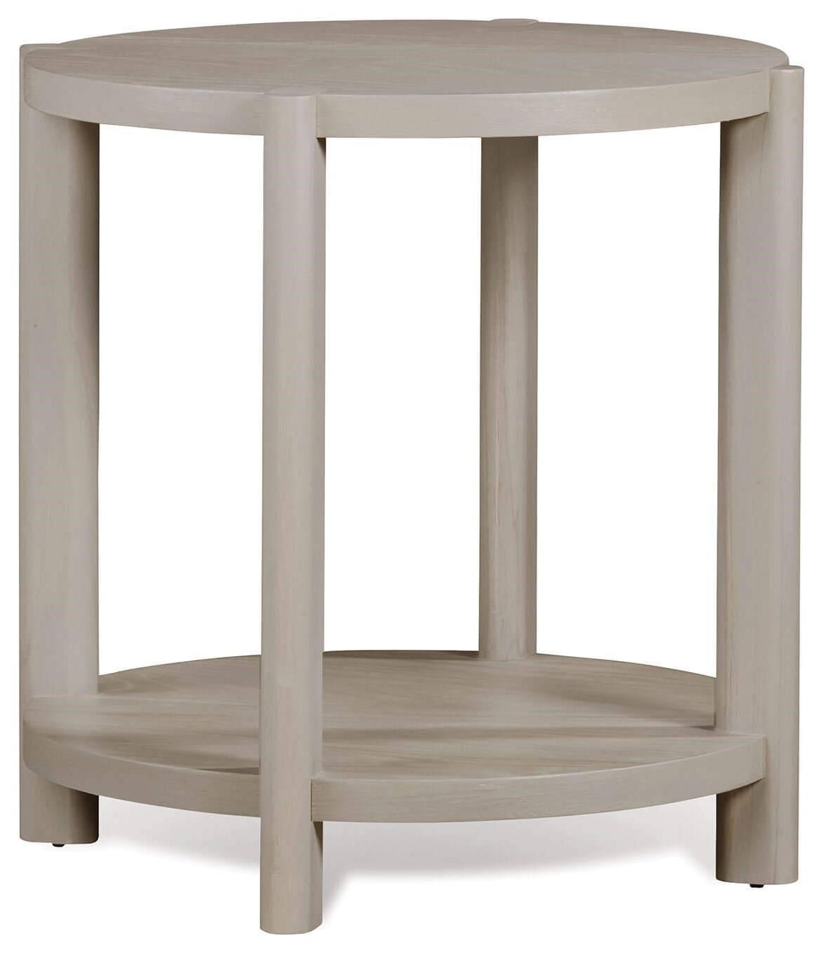 Sarah Richardson Vista Vista Round End Table by Palliser at Stoney Creek Furniture