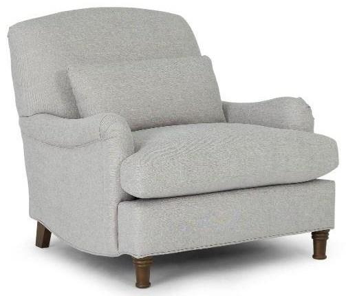 Sarah Richardson Vantage Vantage Chair/felton Balsa/1 by Palliser at Stoney Creek Furniture