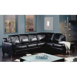Palliser Reed 77289 Chaise Sectional