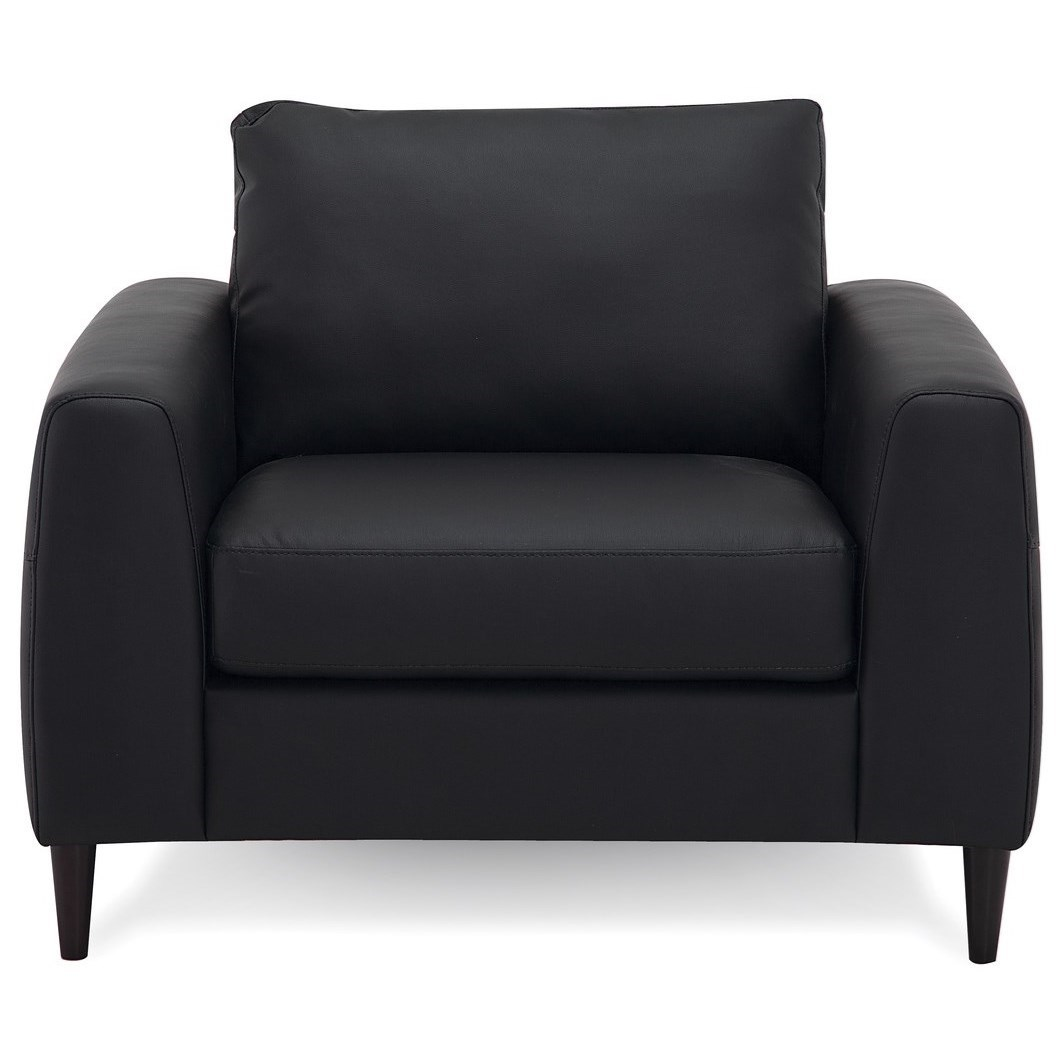Atticus Upholstered Chair by Palliser at Esprit Decor Home Furnishings