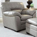 Palliser Amisk Chair - Item Number: 77343-02-Ash