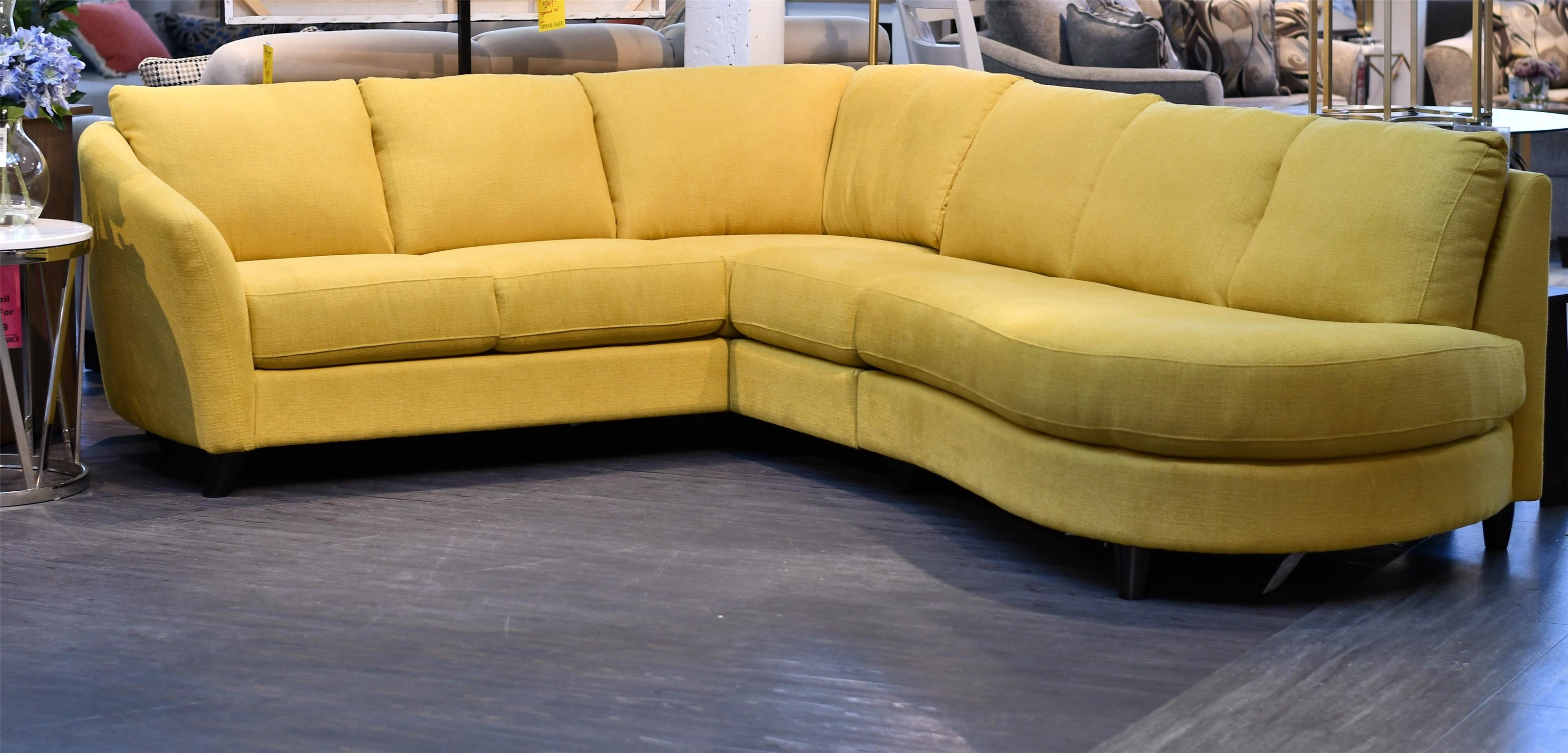 Lana Sectional Sofa by Rockwood at Bennett's Furniture and Mattresses