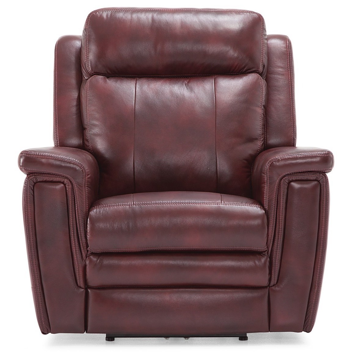 Asher Wallhugger Power Recliner w/ Power HR by Palliser at Jordan's Home Furnishings