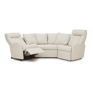 Palliser Banff II Reclining Sectional Sofa