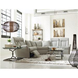 Palliser Banff II Sectional Sofa