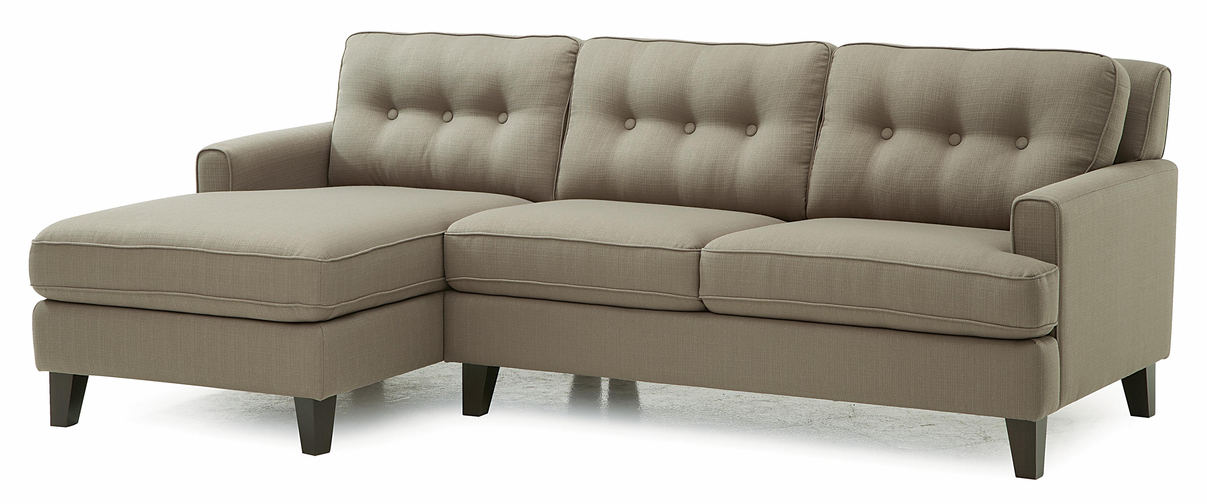 Palliser Barbara Two Piece Sectional Sofa with LHF Chaise AHFA