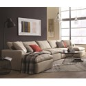 Palliser Bloom 5-Seat Sectional Sofa - Item Number: 77802-16+3X81+15