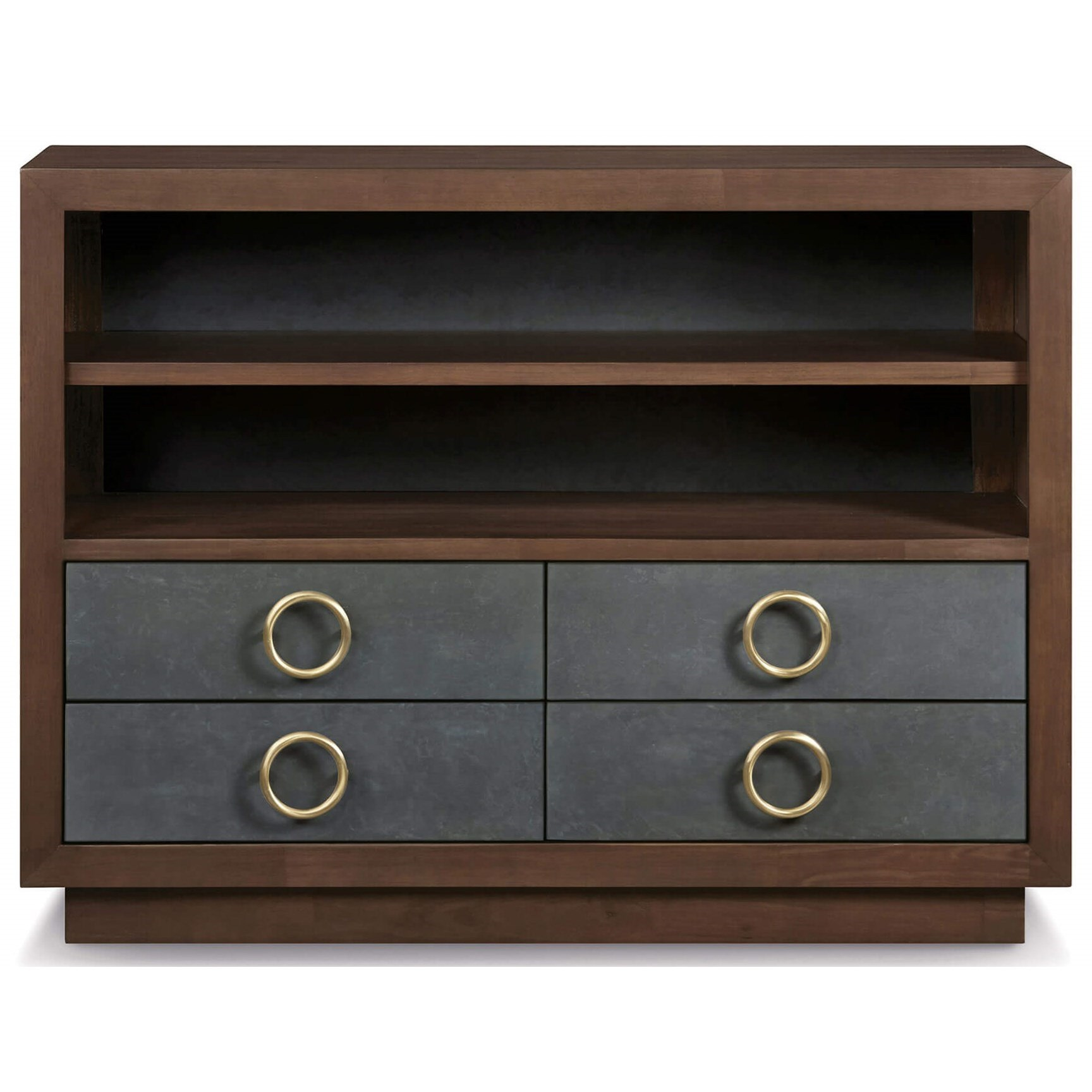 Boulevard Storage Console Table by Palliser at Stoney Creek Furniture