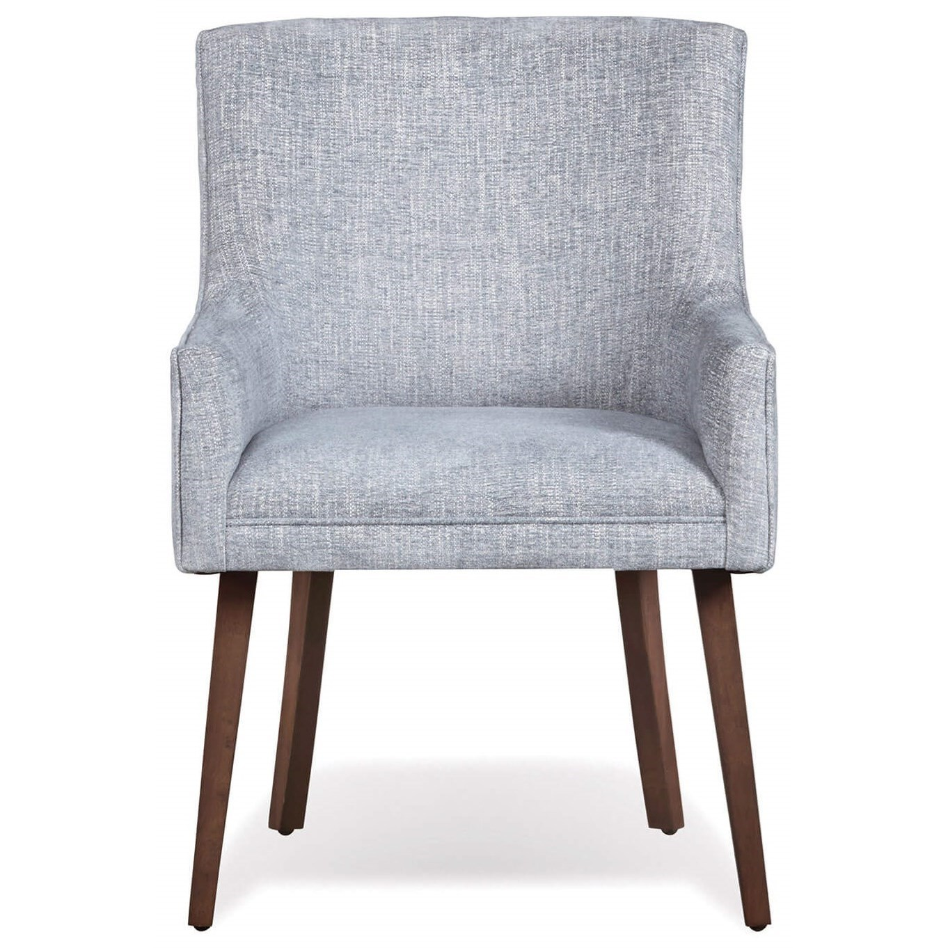 Boulevard Arch Arm Chair by Palliser at Stoney Creek Furniture