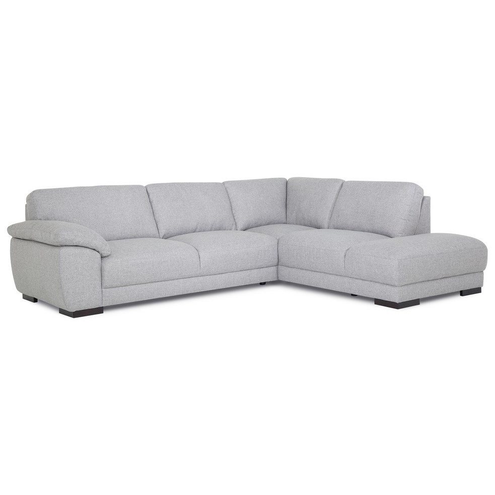 2-Piece Sectional with RHF Chaise