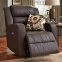 Palliser Bryn Power Wall Hugger - Item Number: 43005-31-Venice Chocolate