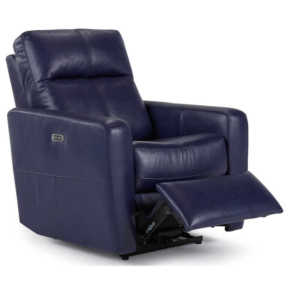 Cairo Wallhugger Manual Recliner by Palliser at Jordan's Home Furnishings