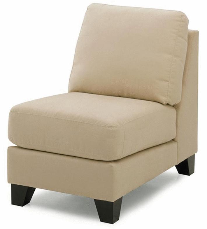 Palliser Cato Armless Chair   Item Number: 70493 02