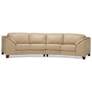 Palliser Cato Sectional Sofa  sc 1 st  Mueller Furniture : belleville sectional sofa - Sectionals, Sofas & Couches