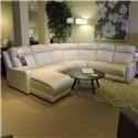 Palliser Clearance Forest Hill Sectional - Item Number: 414421908