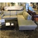 Palliser Clearance Leather Sectional - Item Number: 643435295