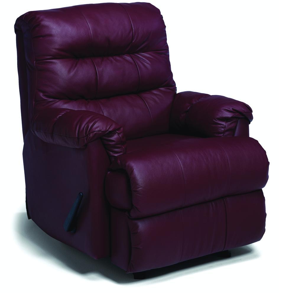 Palliser Columbus Leather Chaise Lift Recliner A1