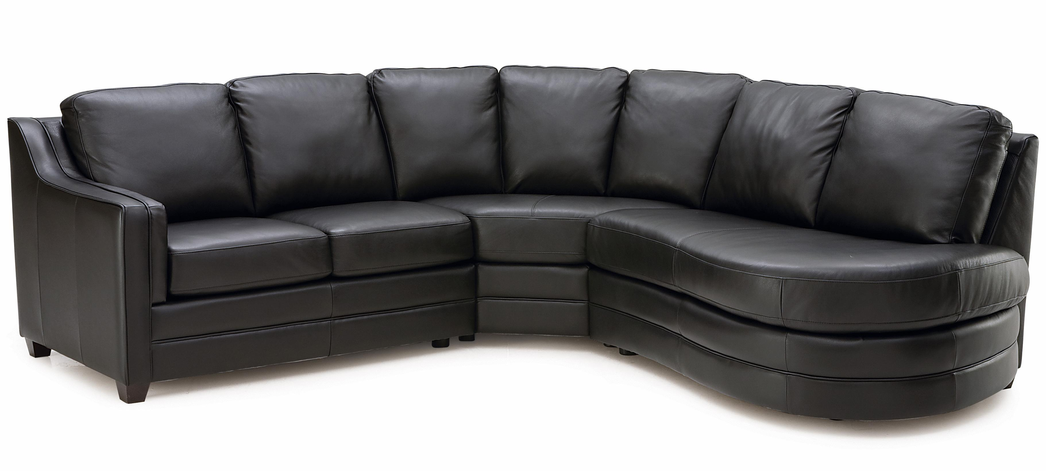 Corissa Contemporary Sectional Sofa By Palliser
