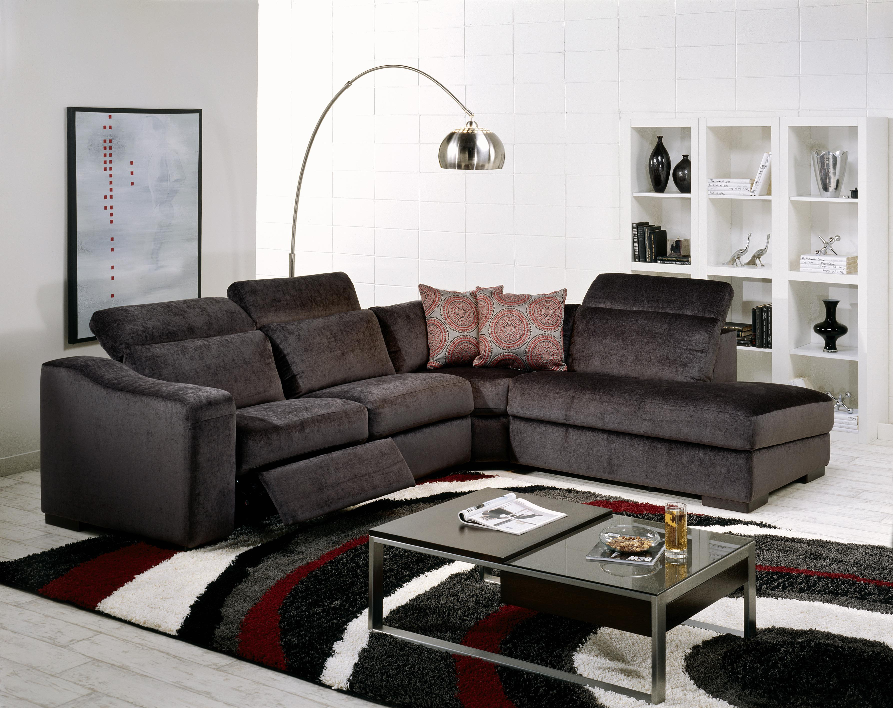 Cortez Ii Powered Right Hand Facing 4 Pc Sectional