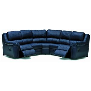 Fine Palliser Daley 41162 41162A Reclining Sectional Furniture Gamerscity Chair Design For Home Gamerscityorg