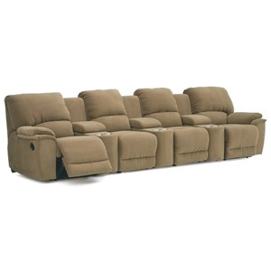 Reclining Theater Seating Sectional