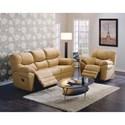 Palliser Divo Power Reclining Living Room Group - Item Number: 41045 Living Room Group 2