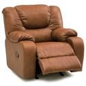 Palliser Dugan Swivel Rocker Recliner Chair - Item Number: 41012-33-Classic Sahara