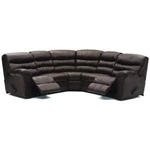 Palliser Hollywood Corner Reclining Sectional