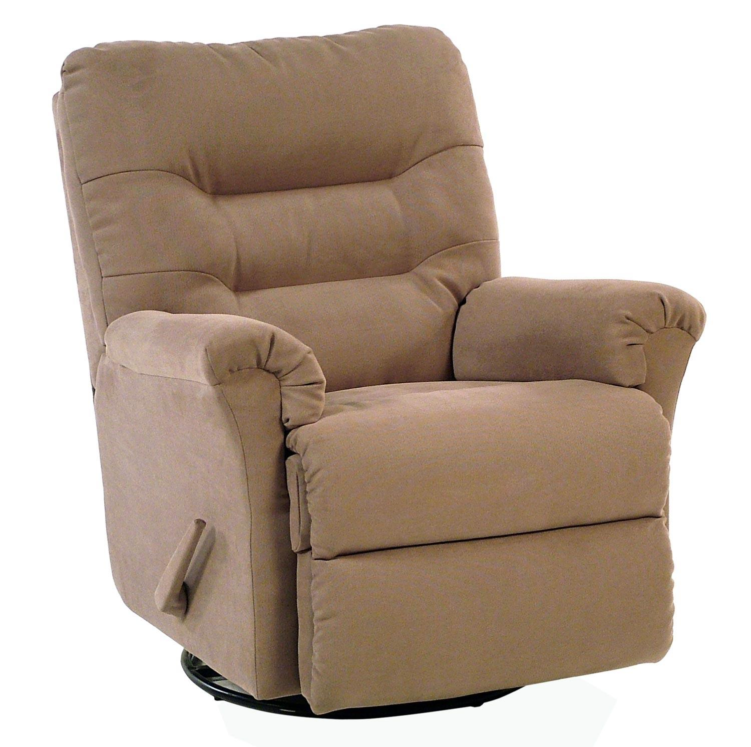 Palliser Mila Swivel Rocker Recliner  - Item Number: 46039-33