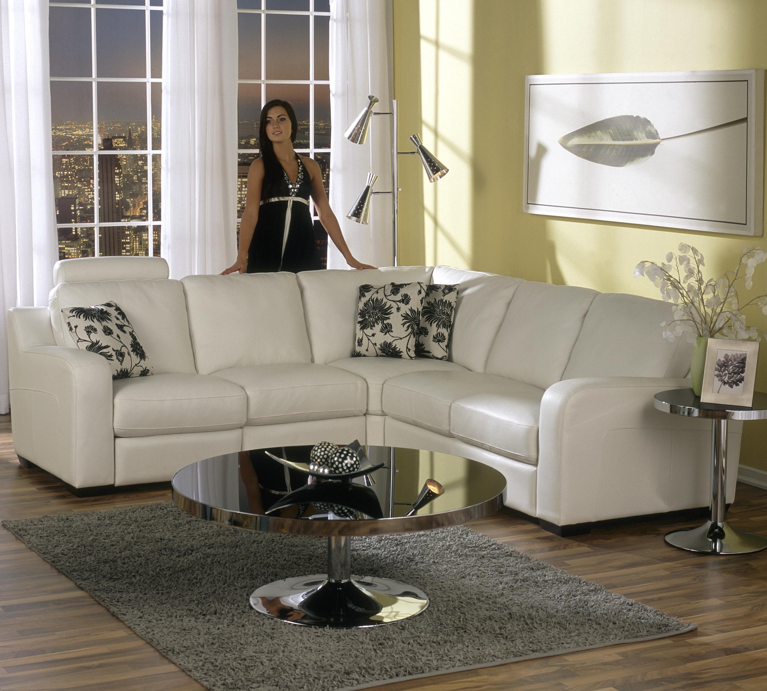 Palliser Leather Reclining Sofa Reviews: Palliser Flex Reclining Sectional Sofa