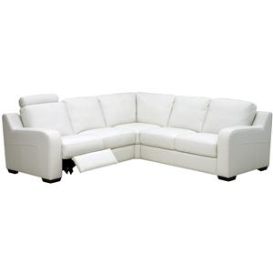 Palliser Flex Reclining Sectional Sofa