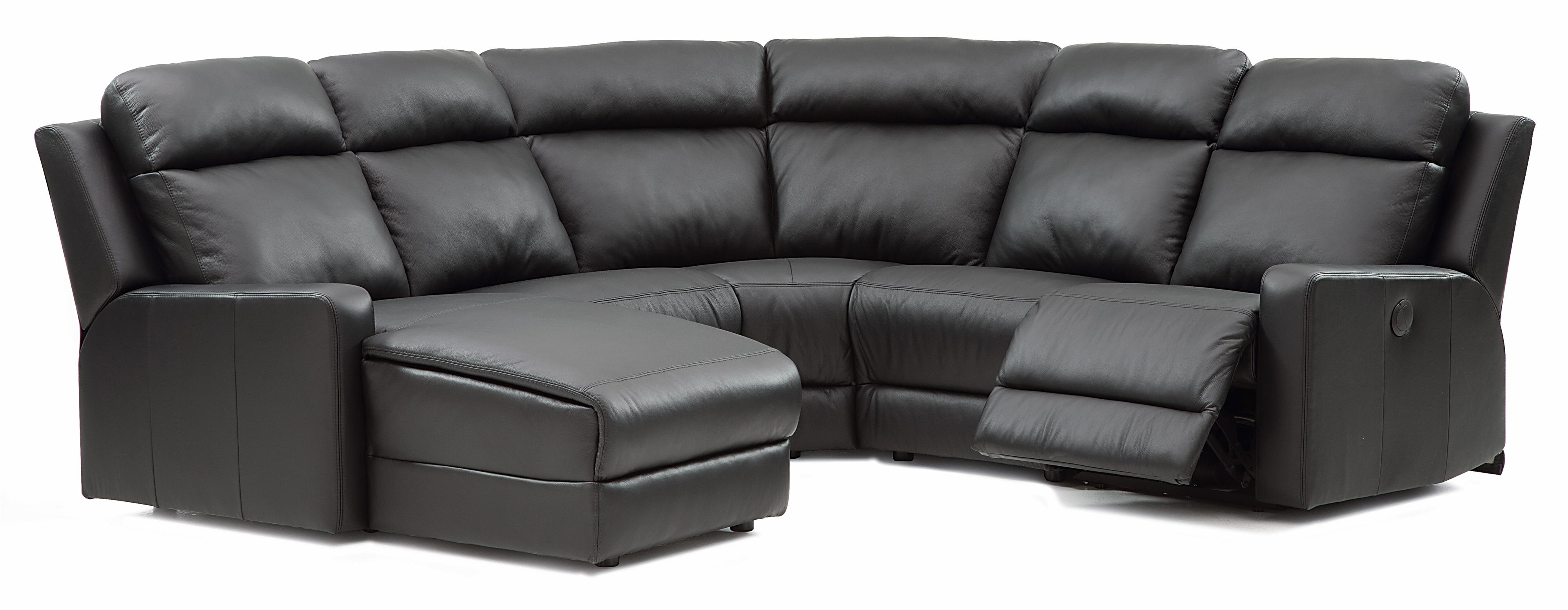 Power Recline Sofa Sectional