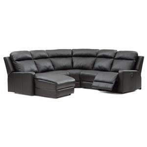 Power Recline Sofa Sectional