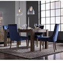 Palliser Gardiner-Saylor 5-Piece Table and Chair Set - Item Number: 219-150+4x126