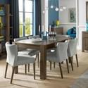 Palliser Gardiner-Saylor 7-Piece Table and Chair Set - Item Number: 219-152+6x144