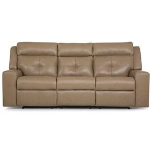 Sofa PwrRecliner w/ Power Headrest