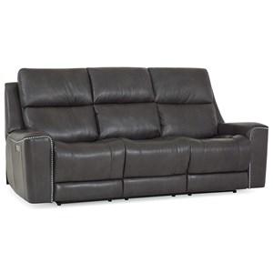 Sofa Power Recliner w/ Power Headrest
