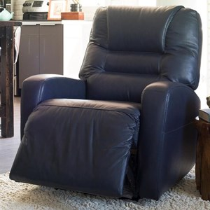 Layflat Recliner, Manual Mechanism