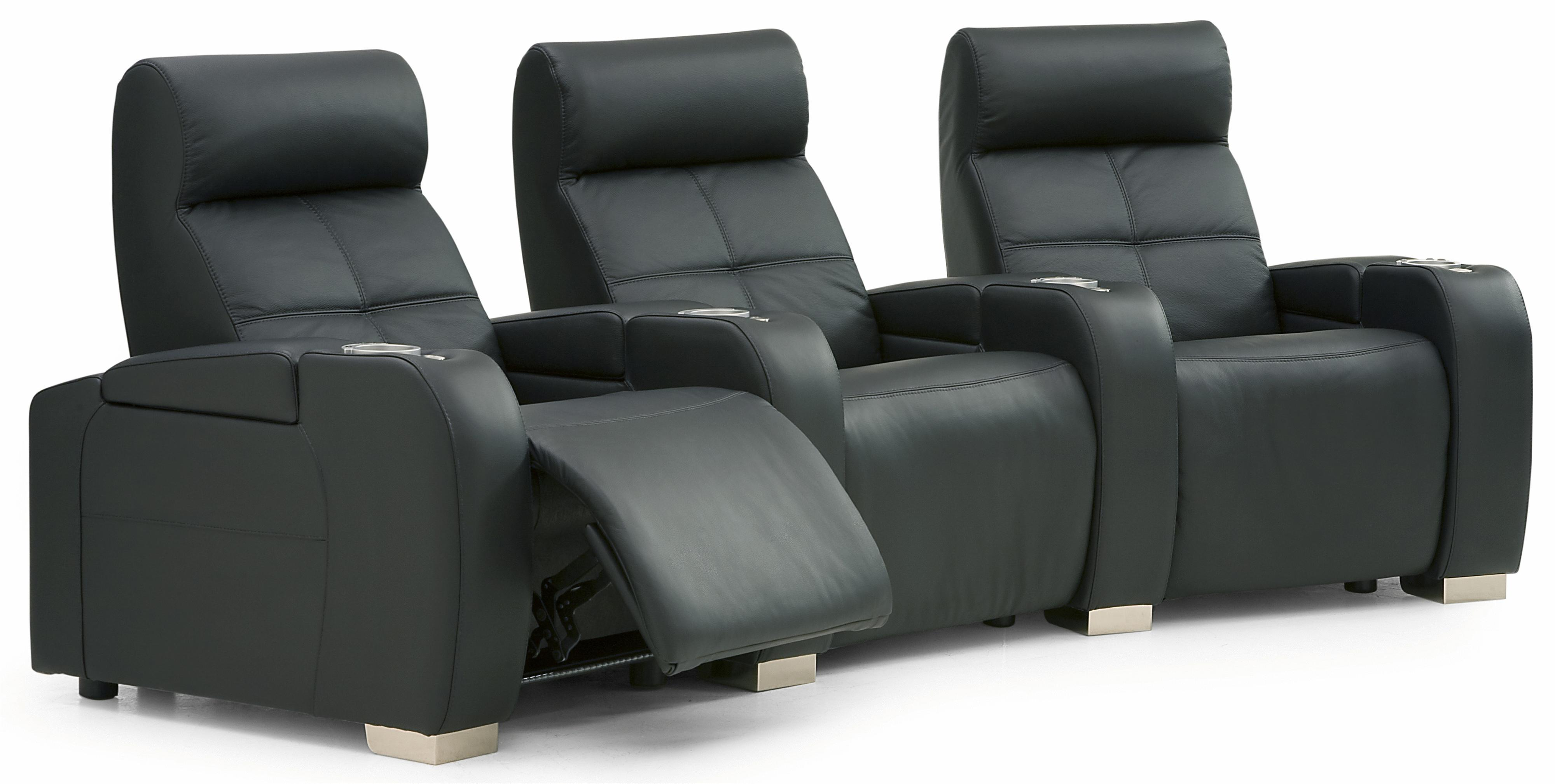 Palliser Indianapolis Manual Theater Seating - Item Number: 41955-5R+8R+6R