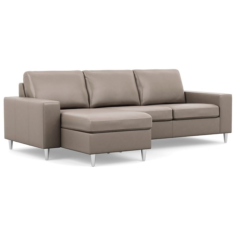 Palliser Inspirations - Bello High Leg 10002-65 Contemporary ...
