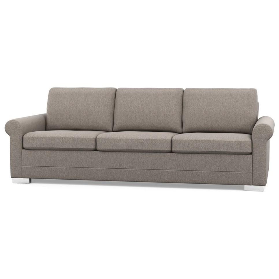 Palliser Inspirations - Marbella Low Leg Contemporary Sofa with ...