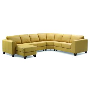 Palliser Juno Elements 77494 Corner Chaise Sectional