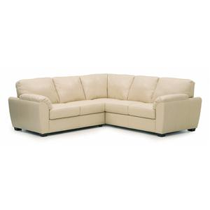 Palliser Lanza Three Piece Sectional Sofa