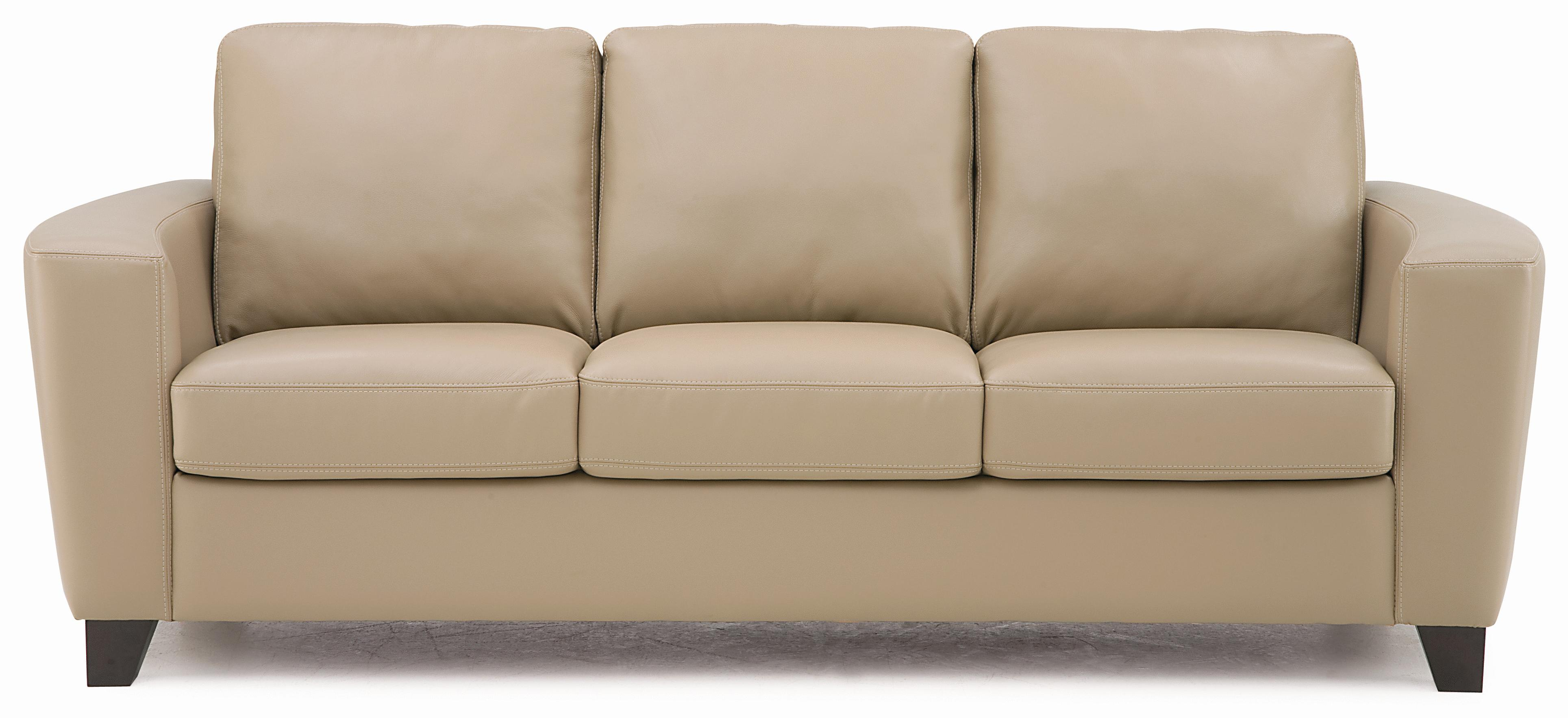 Palliser Leeds Contemporary Sofa With Curved Track Arm Ahfa  ~ Curved Contemporary Sofa
