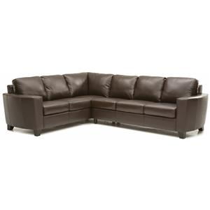Palliser Leeds 2 pc. Sectional