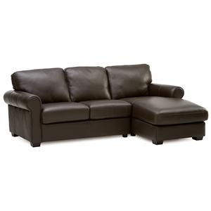 Palliser Magnum 2 pc. Sectional with RHF Chaise